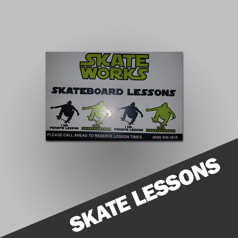 Image of Skateworks Skate Lessons