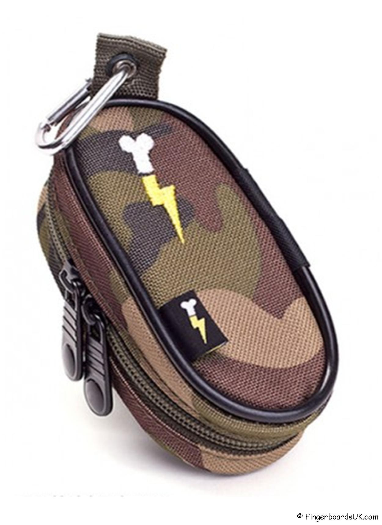 Flashbone Carry Case Bag Camo Fingerboards Uk Shop