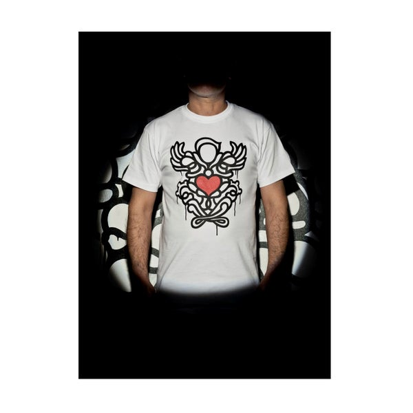 Tee-shirt Guardian Angel of Love - PSY la boutik