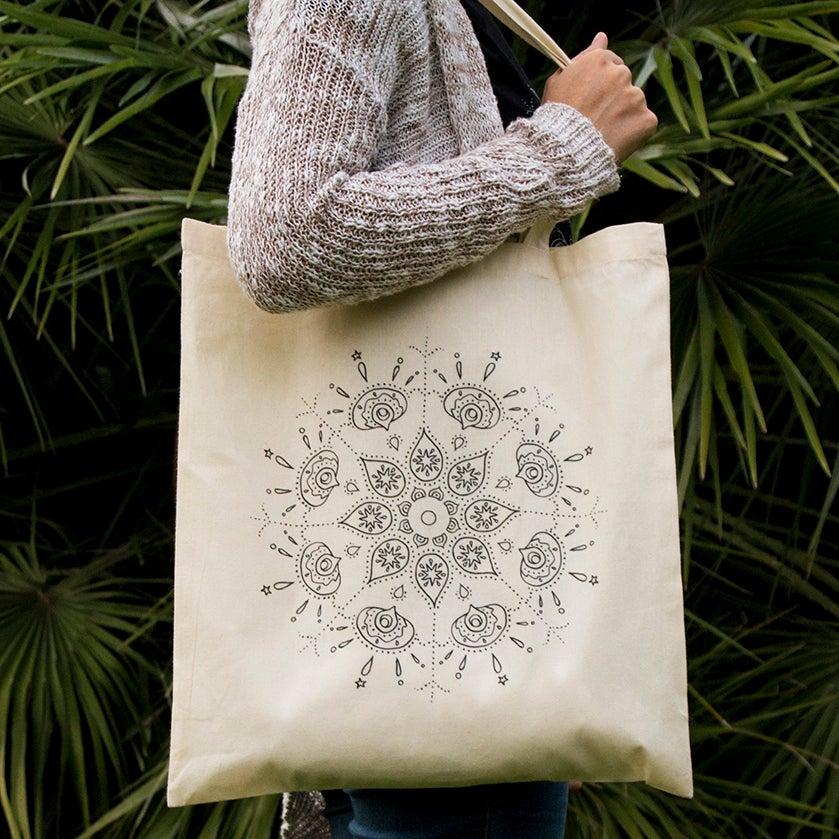 Image of Wanderlust Tote Bag