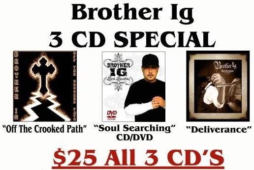 "Image of 3 CD SPECIAL ""Brother Ig Collection"""