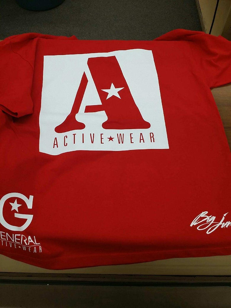 Image of Activewear T Shirt