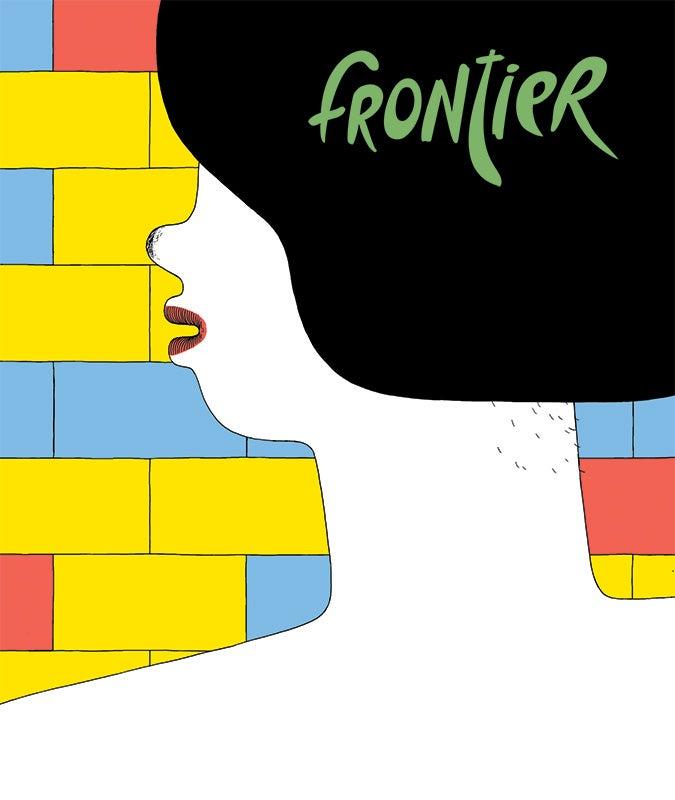 Image of Frontier #10: Michael DeForge