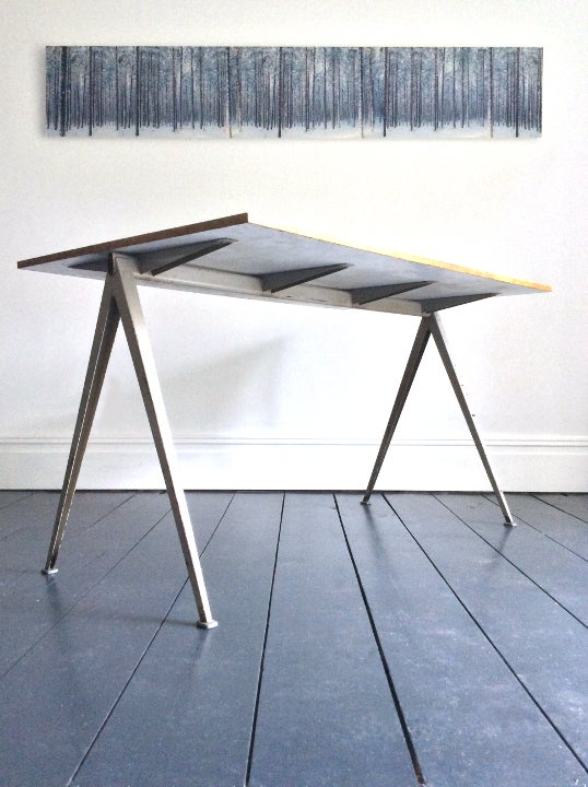 Image of Pyramid Table by Wim Rietveld (2)