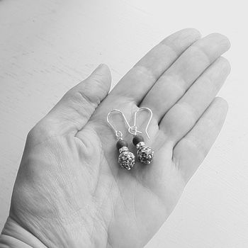 Image of Monochrome Earrings