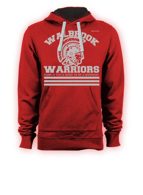 Image of Walbrook Warrior Hoodie