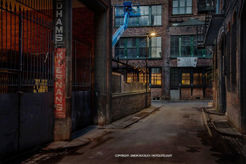 Image of MANGLE STREET, NQ, 7.40AM