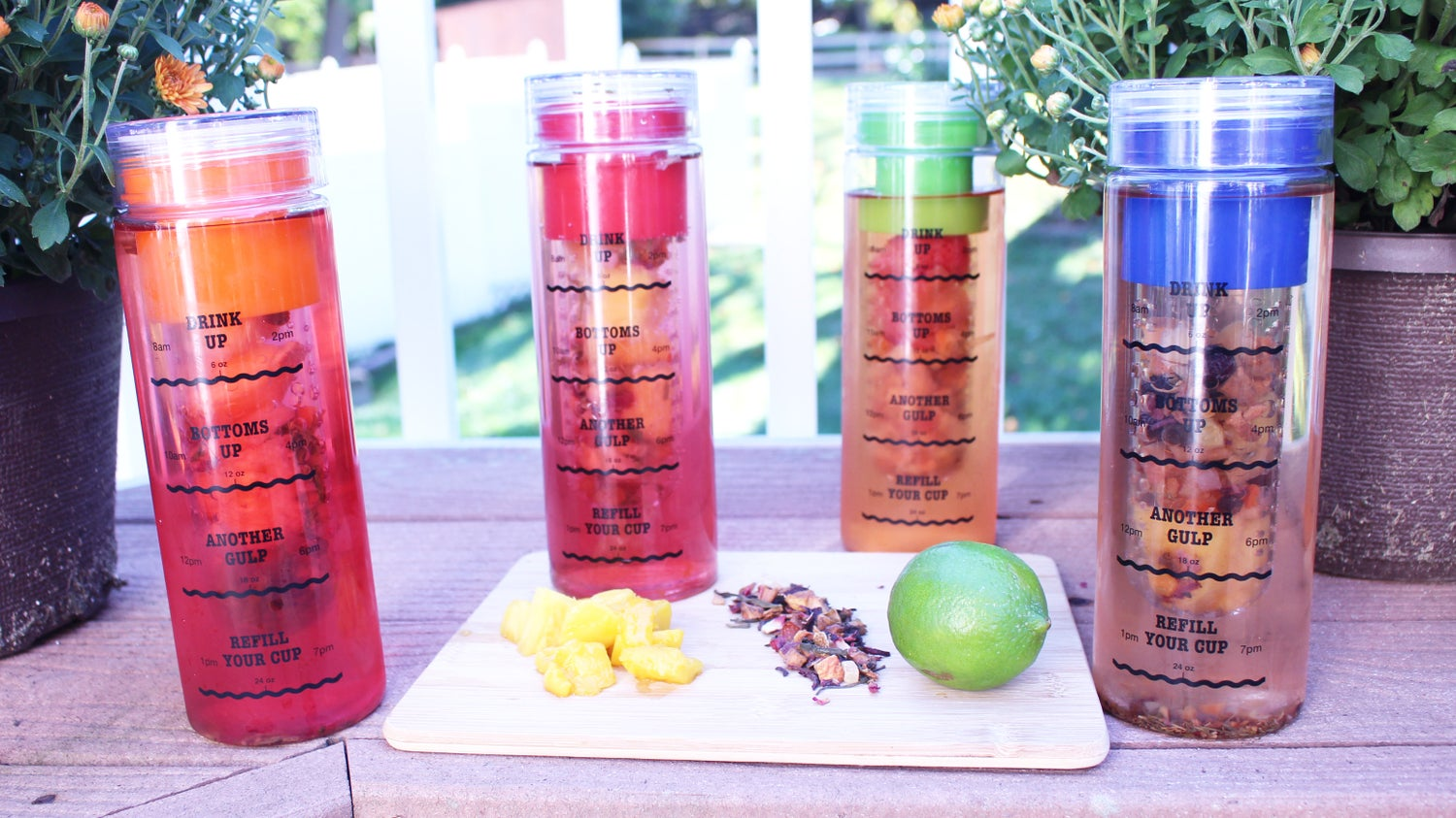 Image of Infusion Water Bottles (15)