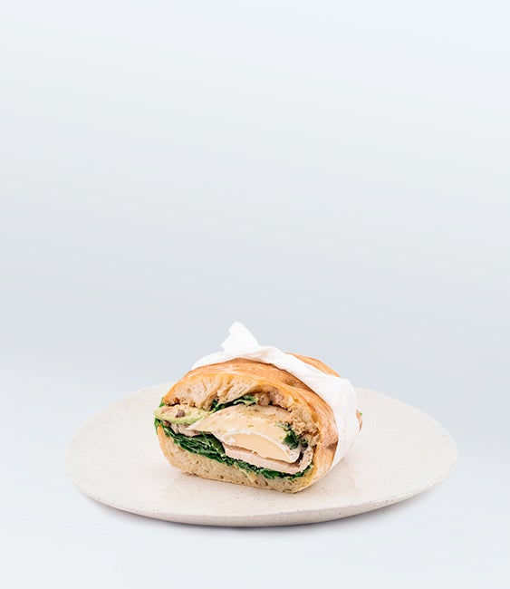 Image of Chicken Sandwich