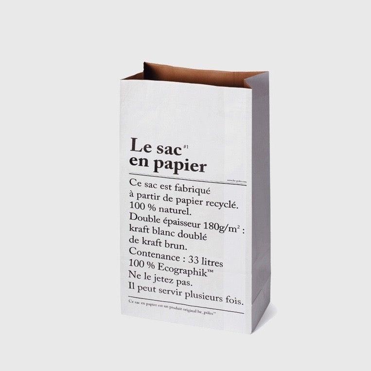 Image of The Paper Bag  |  Le Sac en Papier