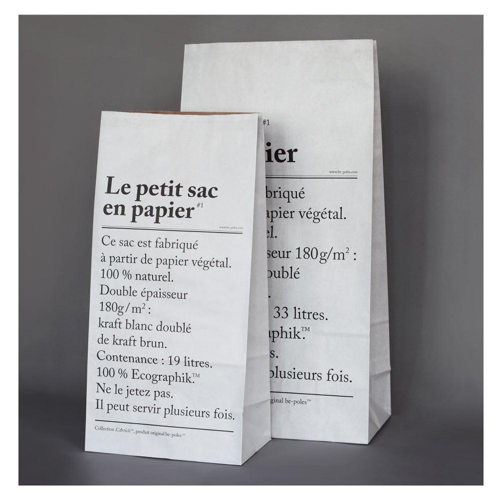 Image of The Little Paper Bag |  Le petit Sac en Papier