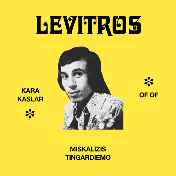 Image of Levitros<br /> Kara Kaslar EP