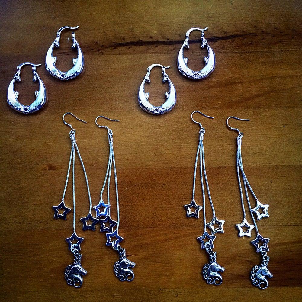 Image of Spirit Animal Earrings |NOTS|
