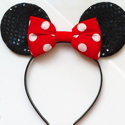 Image of Minnie Mouse Ears