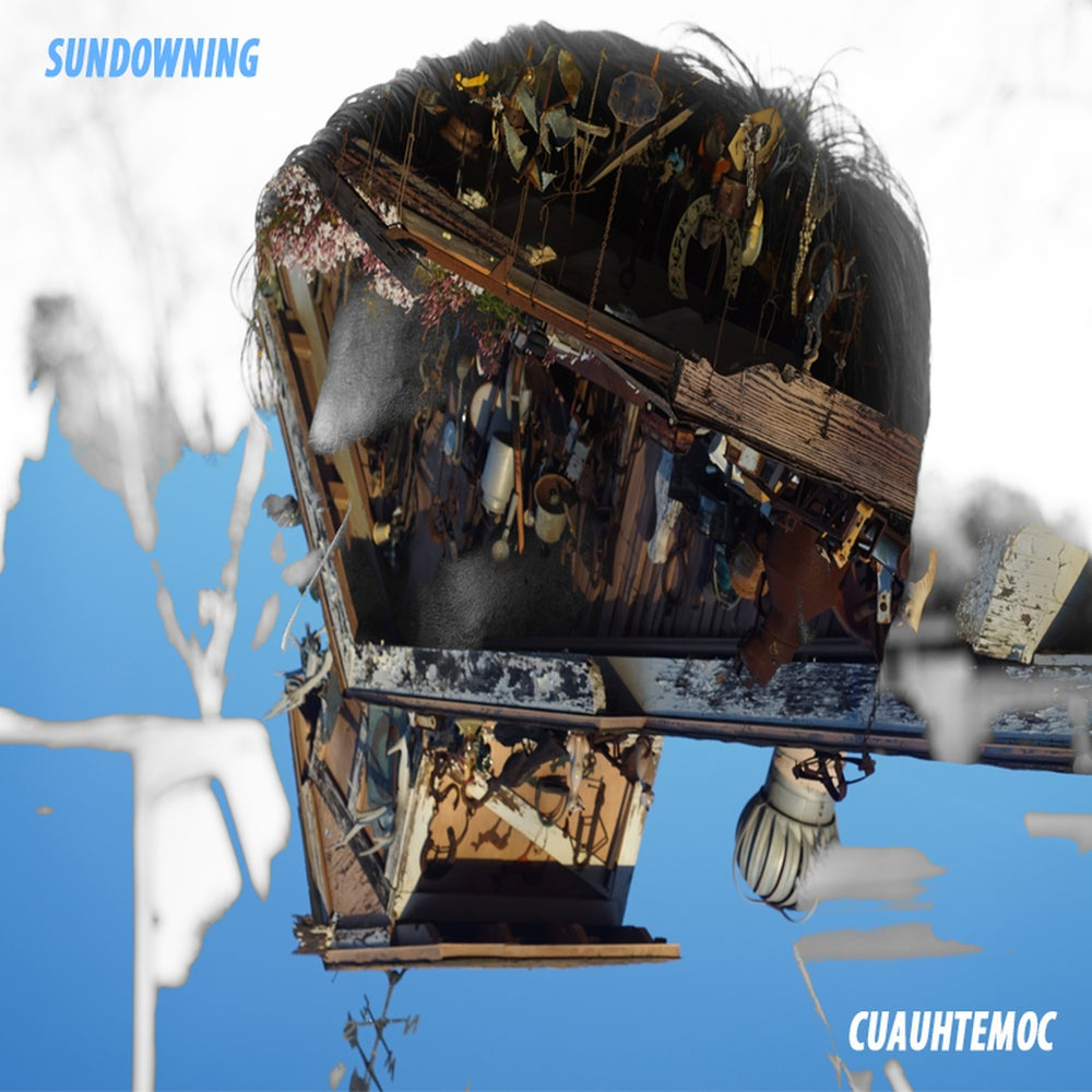 Image of SUNDOWNING by Cuauhtemoc PRE-SALE album