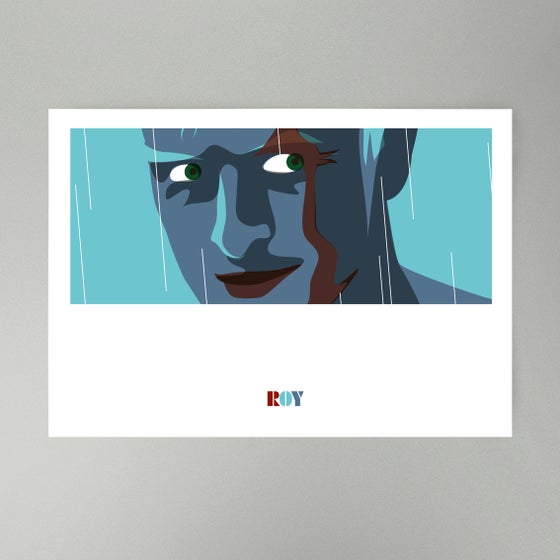 Image of ROY • Art Print