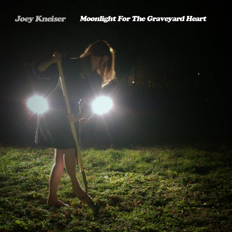 Image of Joey Kneiser - Moonlight For The Graveyard Heart {Compact Disc}