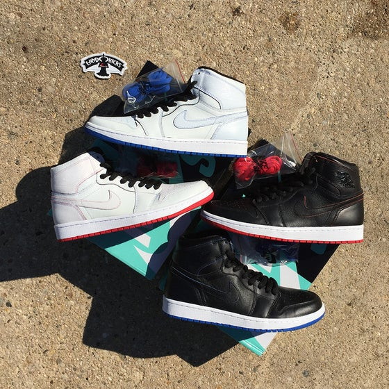 Image of Nike Air Jordan 1 SB 'Lance Mountain Set'