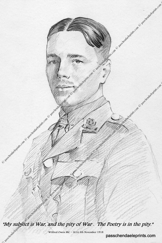 Image of Wilfred Owen MC