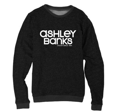 Image of ASHLEY BANKS Crush Sweatshirt