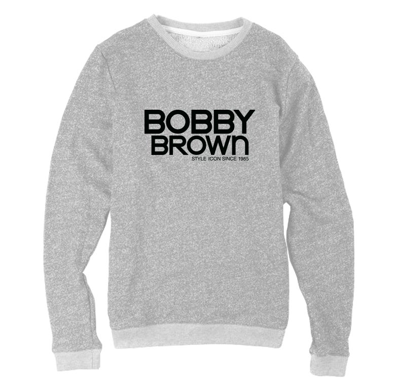 Image of BOBBY BROWN, Style Icon Sweatshirt