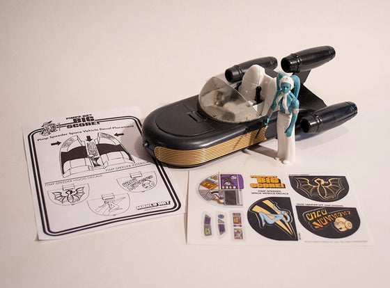 Image of Exclusive Pimp2-D2's Big Score Pimp Speeder!