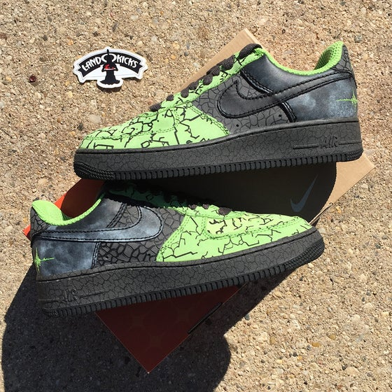 Image of Nike Air Force 1 '03 'HUF Quake'