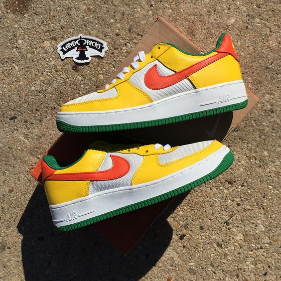 Image of Nike Air Force 1 'Carnival'