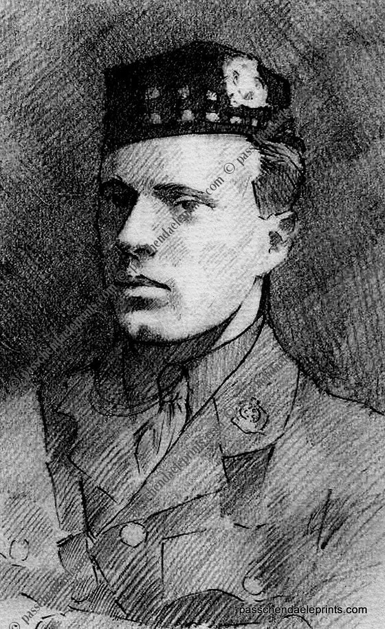 Image of Noel Chavasse VC and Bar