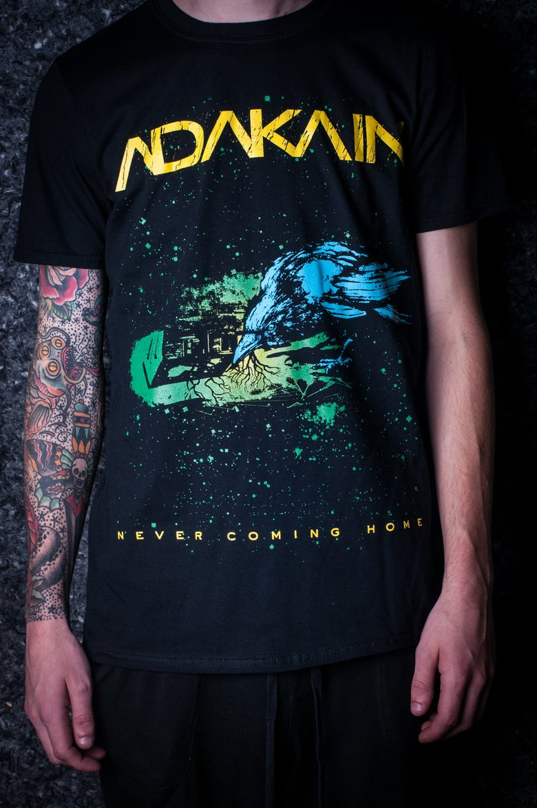 Image of 'Never Coming Home' Tee