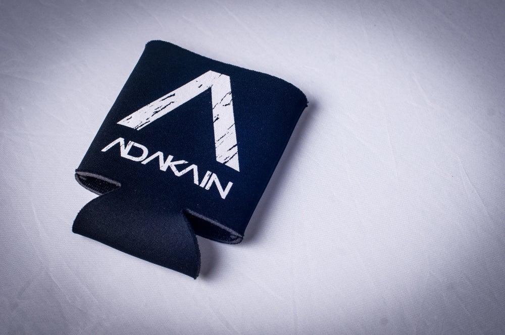 Image of Adakain Logo Coozie