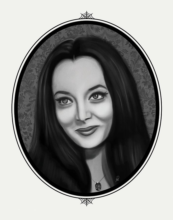 Image of Morticia Addams