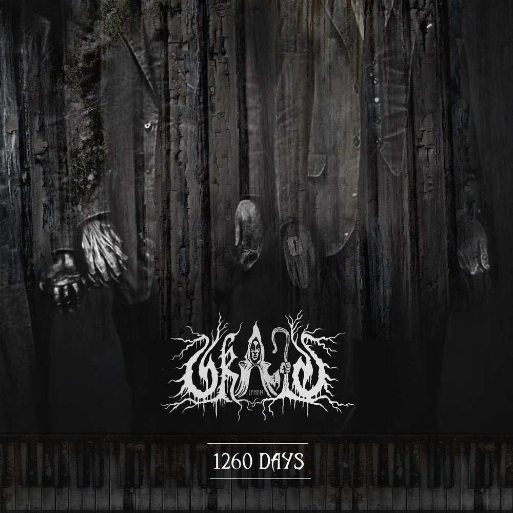 Image of SKALD IN VEUM - 1260 DAYS CD