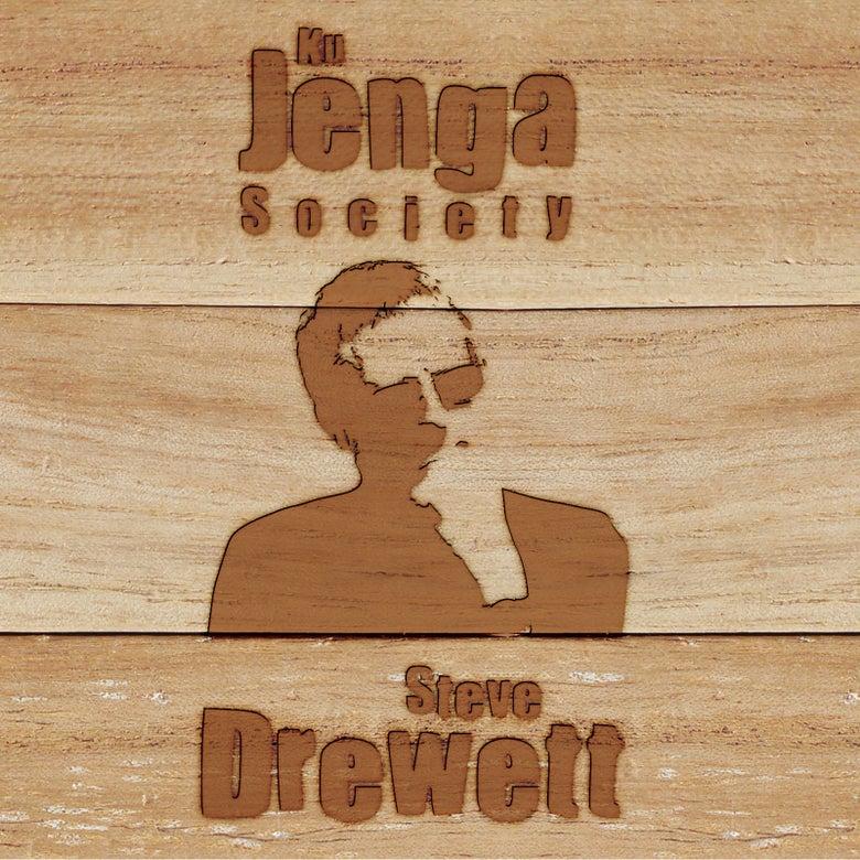 Image of Steve Drewett - Kujenga Society Digipack CD