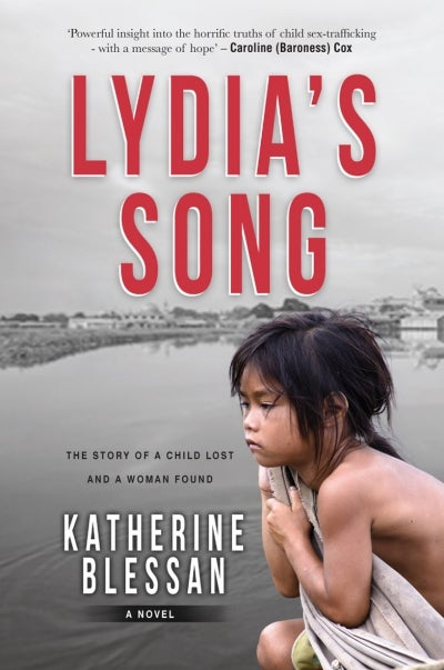 Image of Lydia's Song: the story of a child lost and a woman found