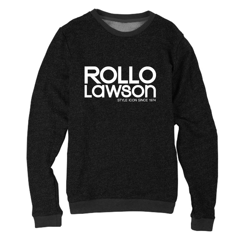 Image of ROLLO LAWSON, Style Icon Since 1974