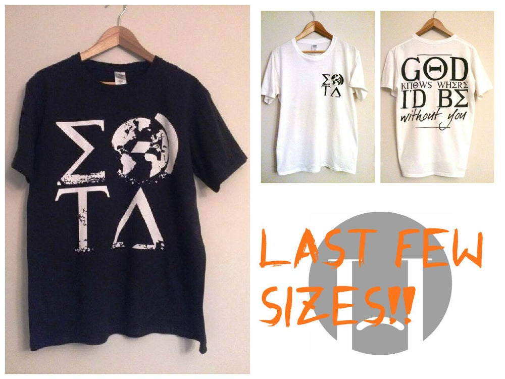 Image of \\OLD STOCK// EOTA Logo/lyric tee w/ Back Print