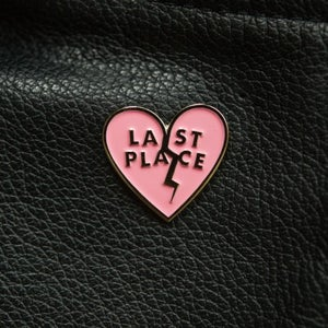 Image of Last Place Pin Badge