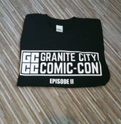 Image of Granite City Comic-Con 'Episode II' T-shirt