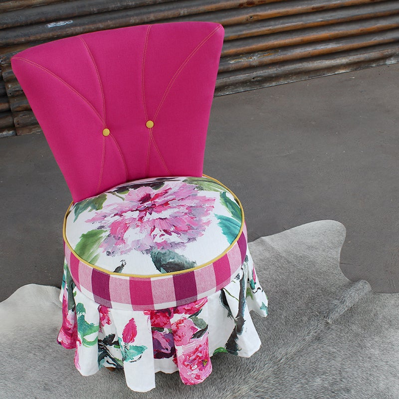 Image of Charlotte Boudoir Chair