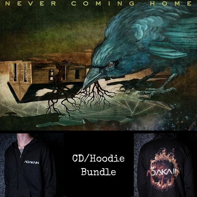 Image of CD + Hoodie Bundle