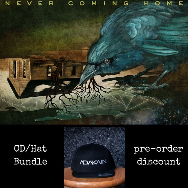 Image of CD + Hat Bundle