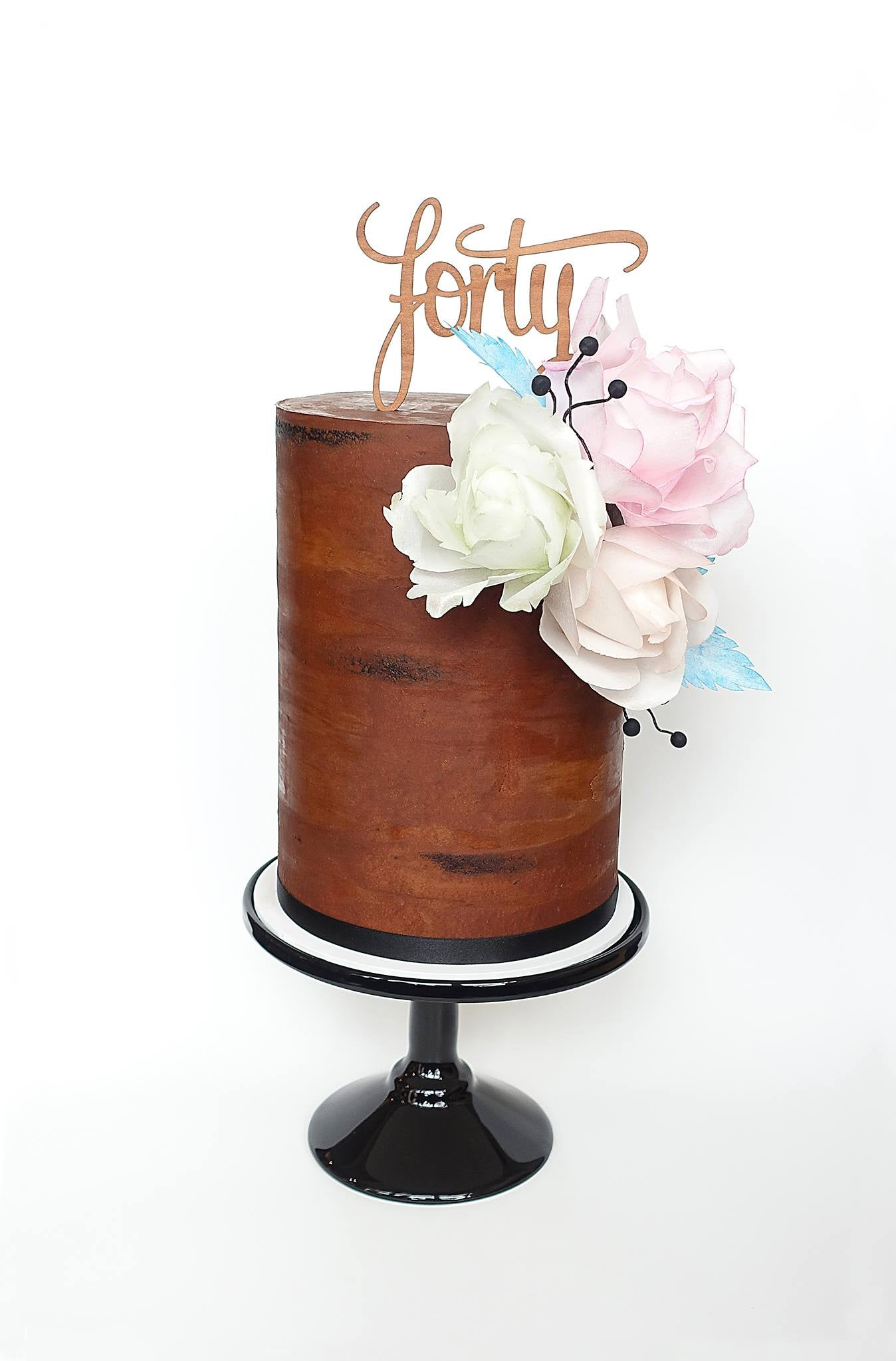 Image of All Ages Cake Topper