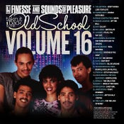Image of LETS TAKE IT BACK TO THE OLD SCHOOL MIX VOL. 16