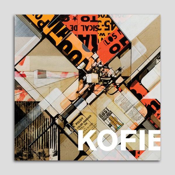 Image of Augustine Kofie: Keep Drafting (signed)