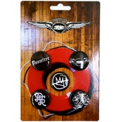 Image of Doomtree Button Pack