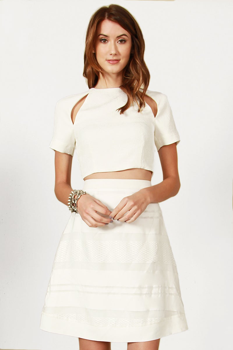 Image of TEA TIME SKIRT