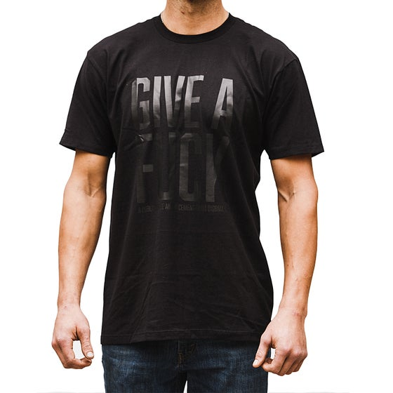 Image of DIG Give A Fuck tee