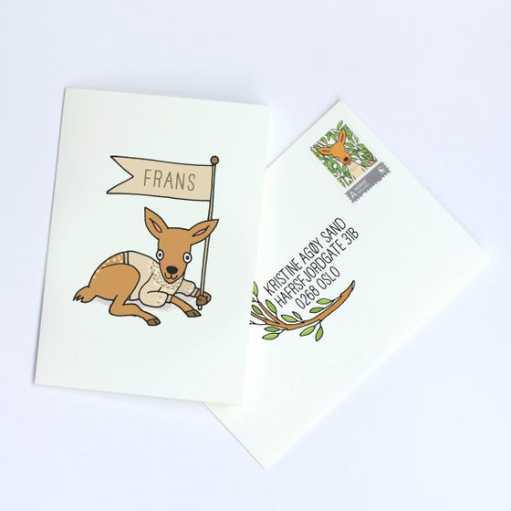 Image of Custom made stationary
