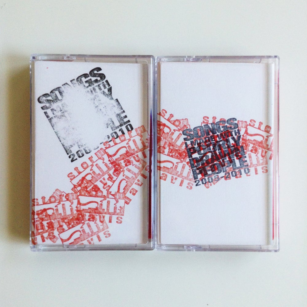 Image of Storm Davis - Songs I Made with PDP 2-Cassette Set